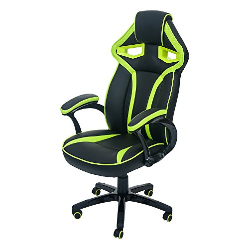 leather video gaming chairs