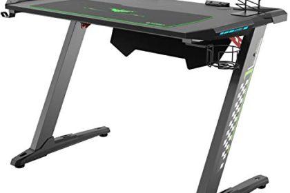 Eureka Ergonomic Z1 S Gaming Desk Gaming Computer Desk