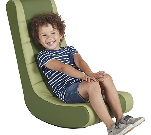 Pleasing Ecr4Kids Softzone Kids Gaming Rocker Soft Foam Chair For Gmtry Best Dining Table And Chair Ideas Images Gmtryco